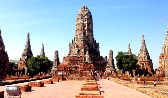 Bangkok To Ayutthaya Transfer  Private Taxi 247  Trazy Your Travel Shop