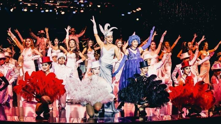 Calypso Cabaret Bangkok Show