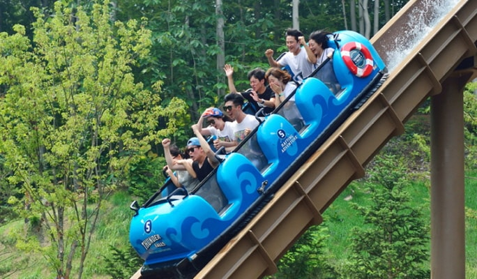 Everland Discount Ticket & Shuttle Bus Package