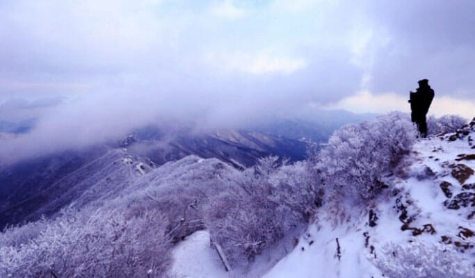 Half Day Mt. Seoraksan/Ice Fishing Tour (from Alpensia Ski Resort)