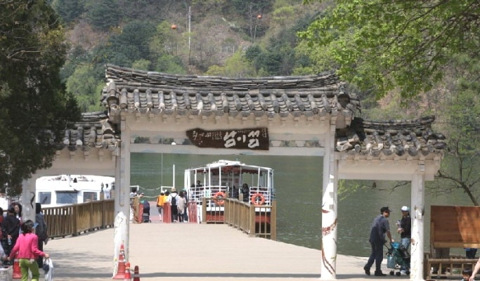Nami Island Shuttle Bus + Ticket Package