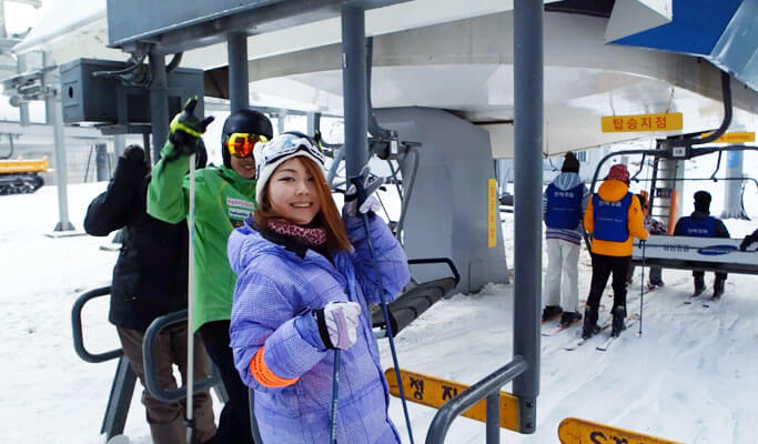 1 Day Ski/Snowboard/Snow Sled Tour: Phoenix Park Ski Resort