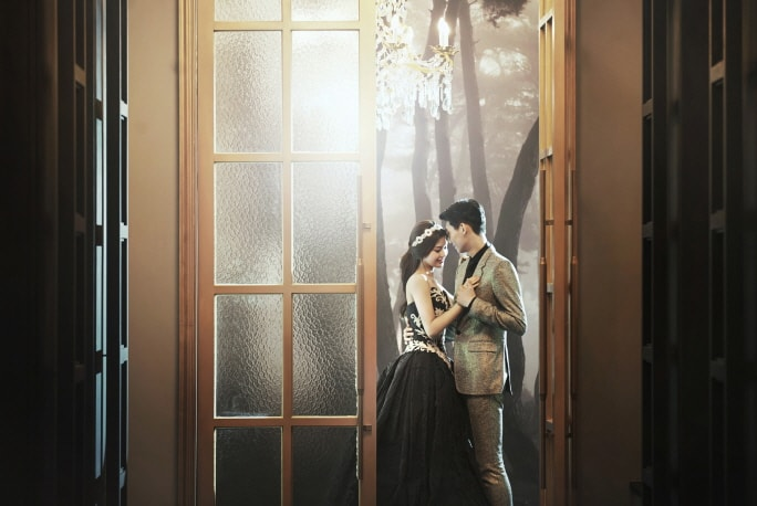 Korean Pre-wedding Photoshoot Package