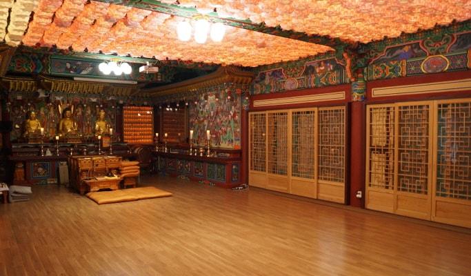 Templestay Korea: Geumsunsa (Mountain Temple in Seoul)