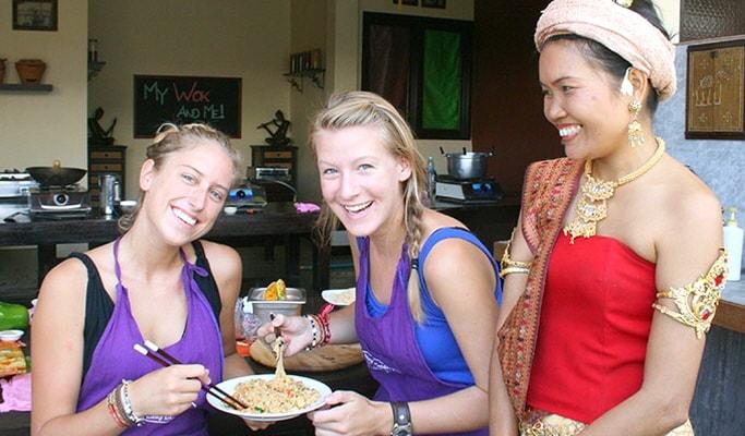 Thai Vegetarian & Vegan Cooking Class