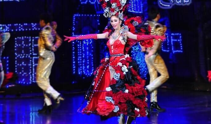 Tiffany's Show Pattaya Discount Ticket