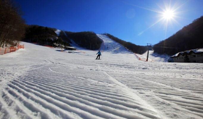 2D1N Ski Tour: Yongpyong Ski Resort & Ice Fishing Festival